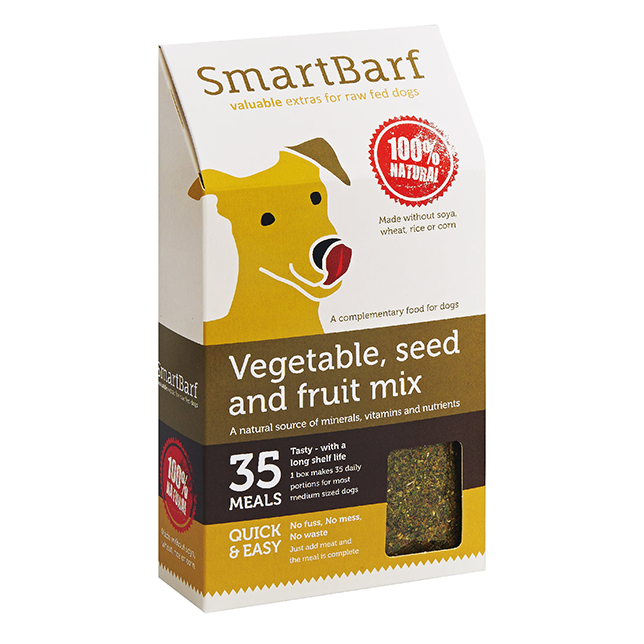 SmartBarf - Vegetable, Seed & Fruit Mix
