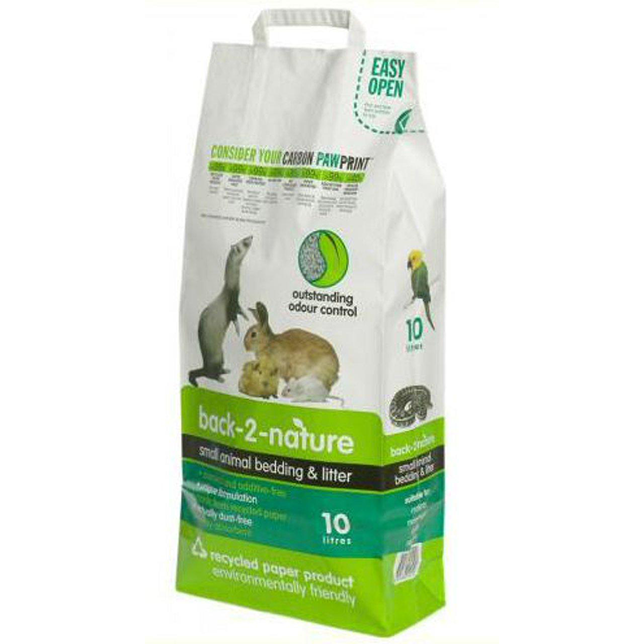 Fibre Cycle back-2-nature Small Animal Bedding