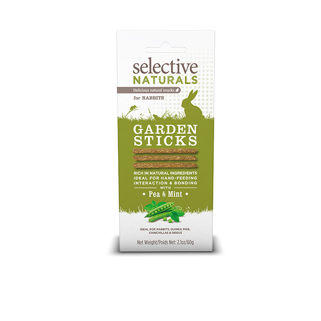 Supreme Selective Naturals Garden Sticks for Rabbits