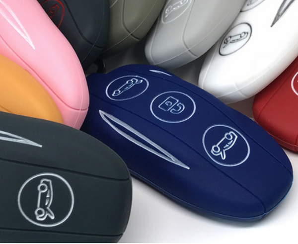 Model X Silicone Key Fob Cover