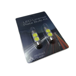 LED License Plate Bulb Kit