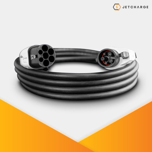 Nissan Type 1 Heavy Duty EV Charging Cable (7.2kW)