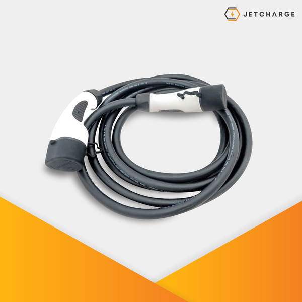 Volvo Type 2 Heavy Duty EV Charging Cable (7.2kW)