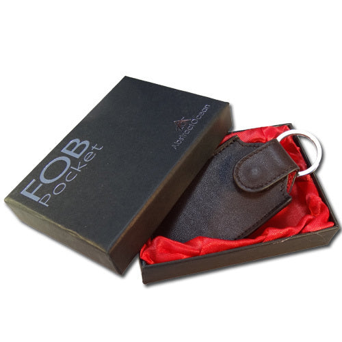 Tesla Model X Leather Key Fobs