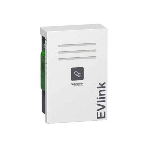Schneider EVlink Parking Dual Port Wall Mount