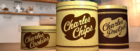 My Charles Chips ( Exclusively for Members )