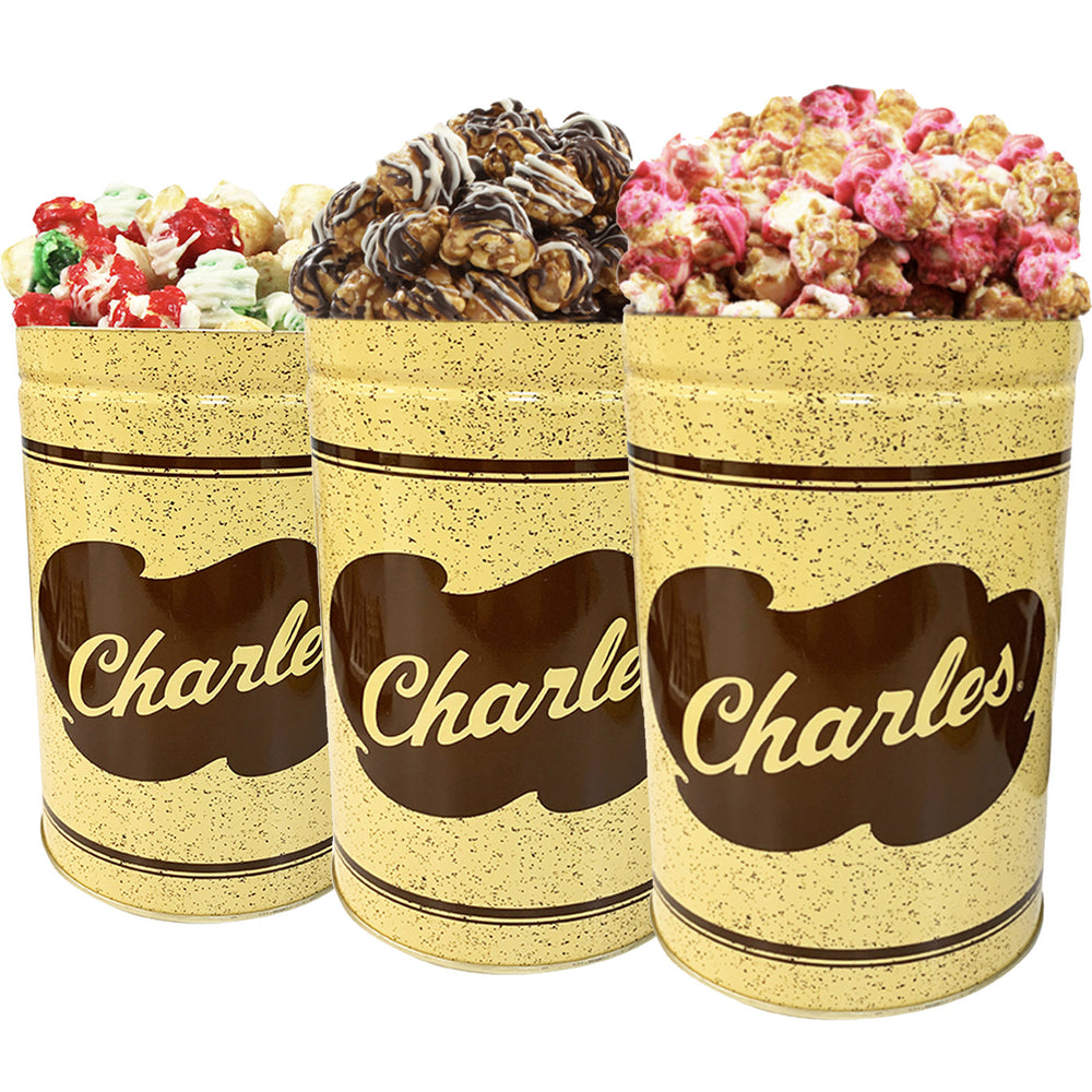 Charles Popcorn Gift Combo Pack