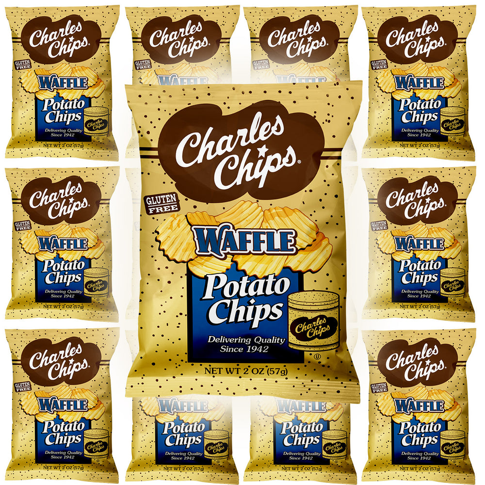 2oz LIttle Charlies Waffle ( Pack of 12 )