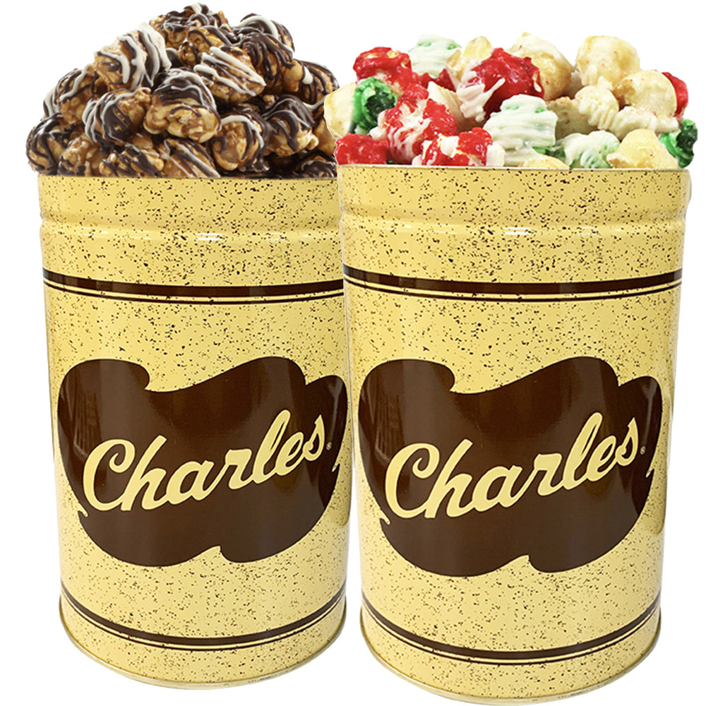 Load image into Gallery viewer, Double Charles Popcorn Gift Pack