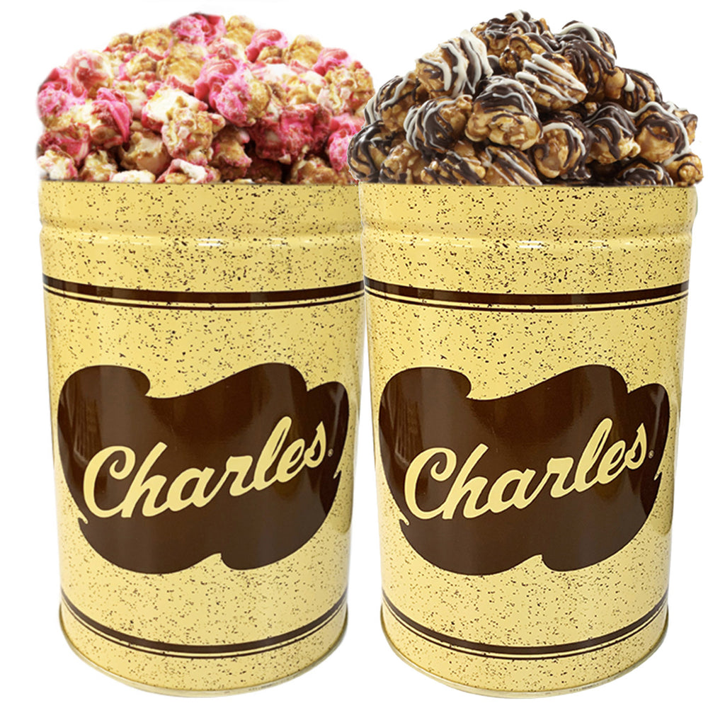 Load image into Gallery viewer, Double Charles Popcorn Gift Pack 2