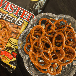 Load image into Gallery viewer, 10oz Twisted Pretzels (Pack of 3)
