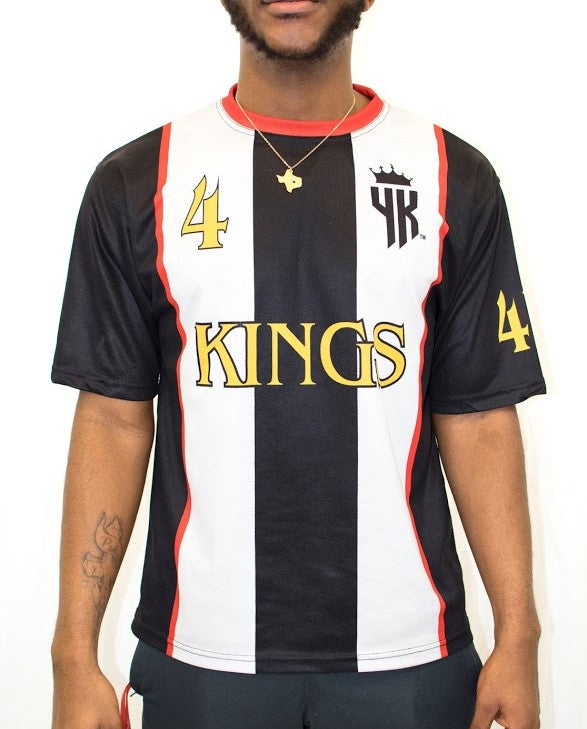 4K Royal Gold Jersey