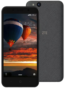 Veteran SmartPhone Unlimited Talk, Text, 4G LTE Data w/ Free ZTE N817 Android
