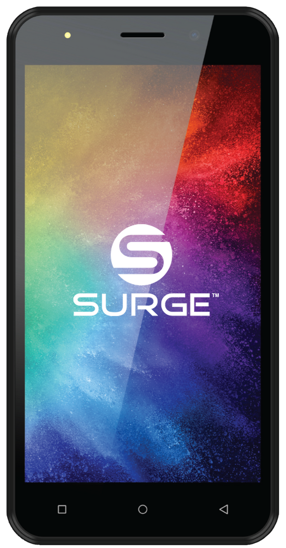 1,500 Min, 2GB LTE Data, Unlimited Text w/ SurgePhone Volt 5XL