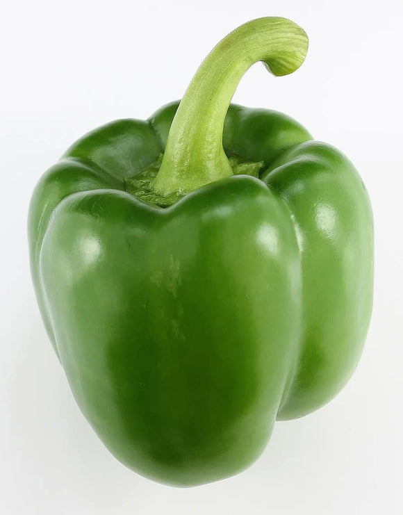 Green peppers (Friday)