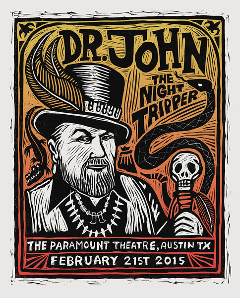 Dr John at The Paramount Theatre