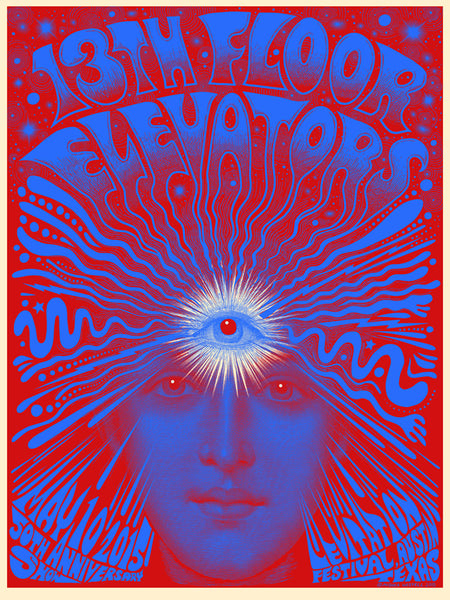 13th Floor Elevators 50th Reunion show SOLD OUT