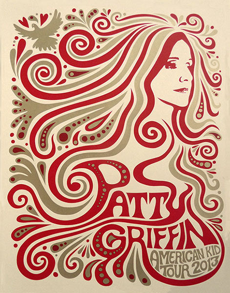 Patty Griffin 'American Kid' 2013 Tour
