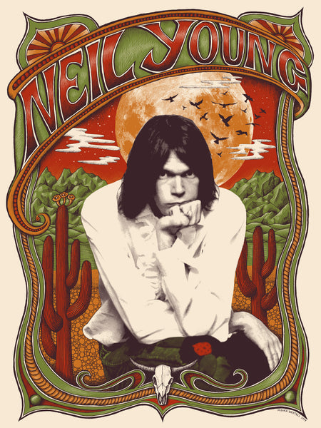 Neil Young print