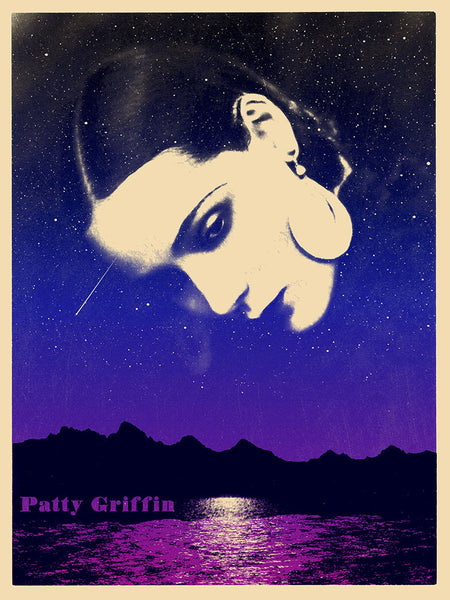 Patty Griffin 2016 tour poster
