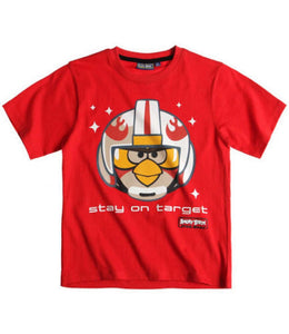 Angry Birds Shirt | stay on target - my Sports Paradise