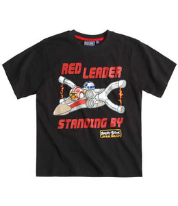 Angry Birds Star Wars Shirt | red leader standing by - my Sports Paradise