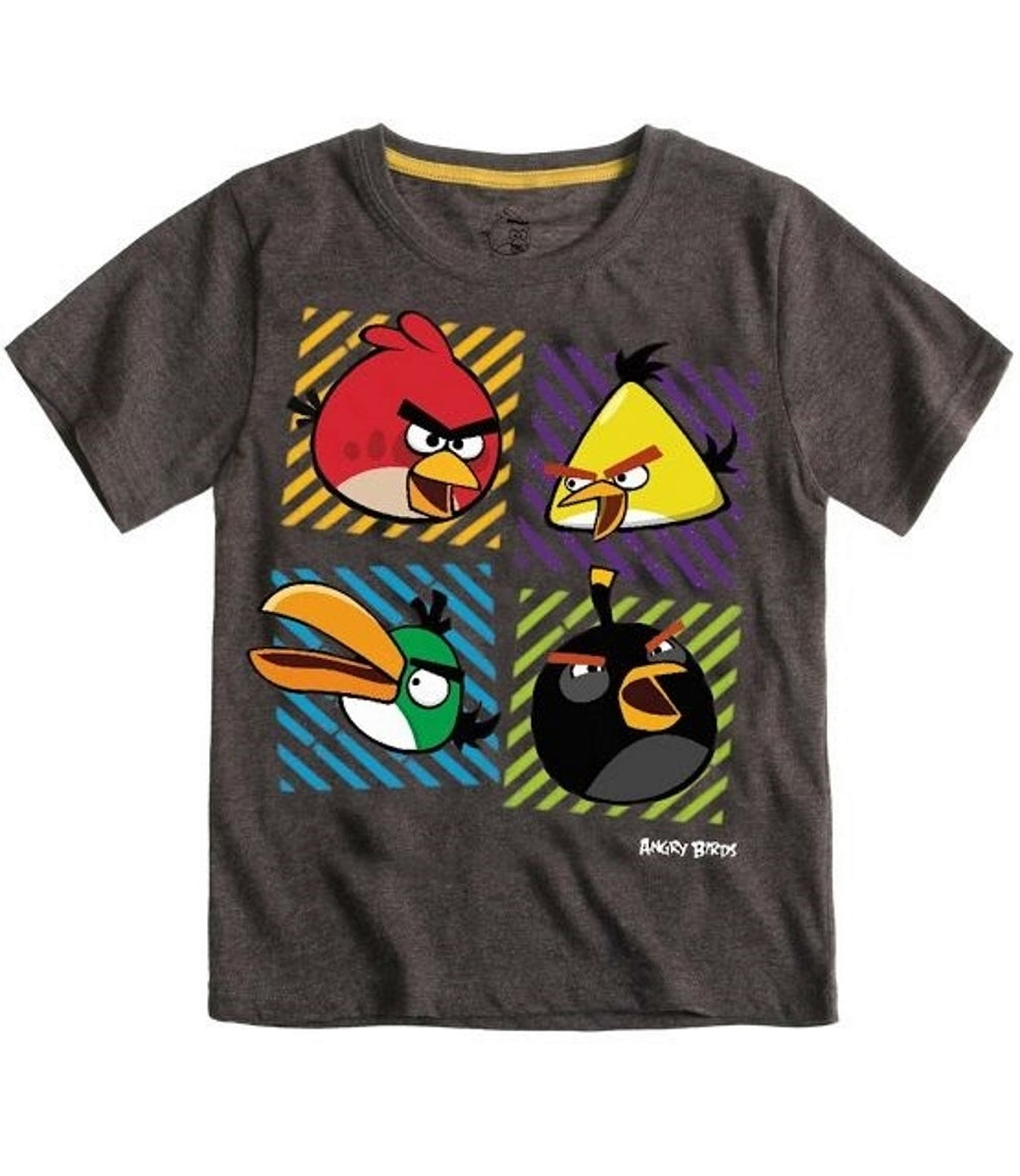 Angry Birds Shirt | The Birds - my Sports Paradise