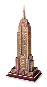 3D Puzzle Empire State Building - my Sports Paradise