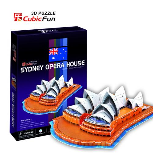 3D Puzzle Opera from Sydney - my Sports Paradise