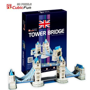 3D Puzzle Tower Bridge - my Sports Paradise