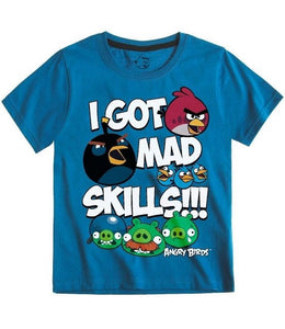 Angry Birds Shirt | I got mad skills - my Sports Paradise
