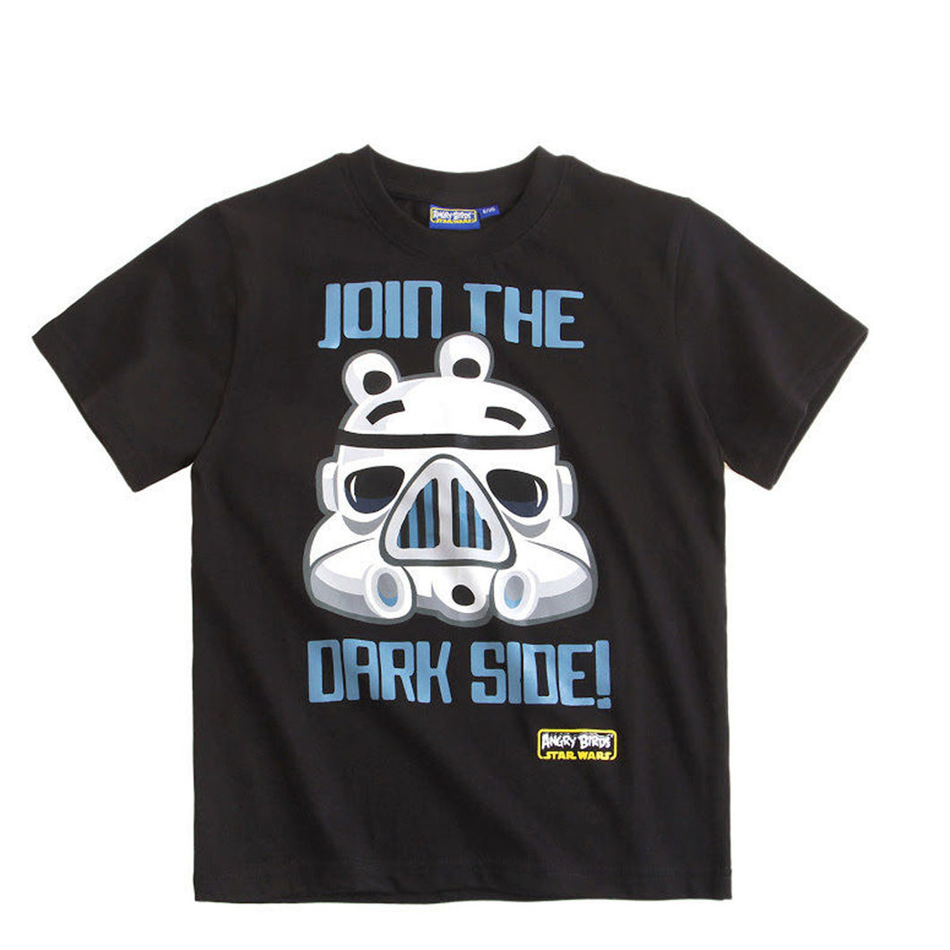 Angry Birds Star Wars Shirt | Join The Dark Side - my Sports Paradise