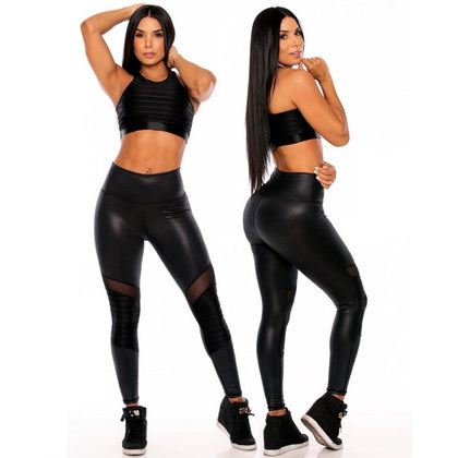Black Booty Leggings - my Sports Paradise