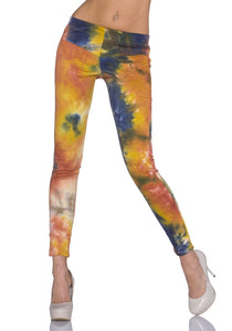 colorful cotton leggings - my sports paradise