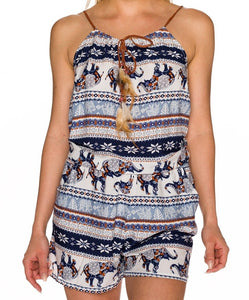 Playsuit Afrika Style - my Sports Paradise