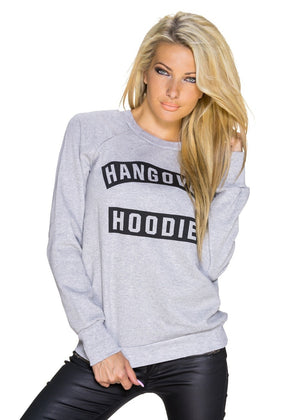 Pullover Hangover Hoodie - my Sports Paradise
