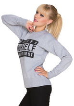 Laden Sie das Bild in den Galerie-Viewer, Pullover believe yourself - my Sports Paradise