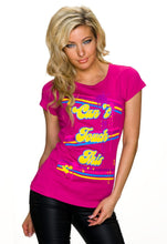 Laden Sie das Bild in den Galerie-Viewer, You can't touch this Shirt Pink - my Sports Paradise