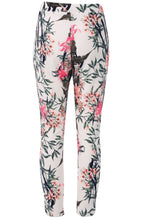 Load the image into the gallery viewer, floral trousers - my sports paradise