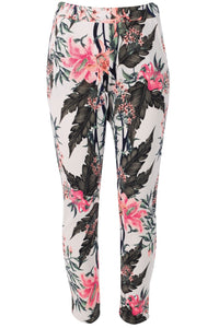floral trousers - my sports paradise