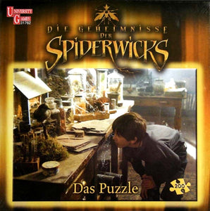 Puzzle | The secrets of the Spiderwicks - my Sports Paradise