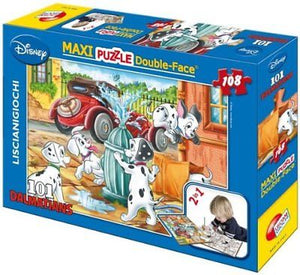 Disney 101 Dalmatiner 2 in 1 Puzzle - my Sports Paradise