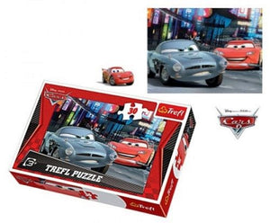 Disney Pixar Cars 30s Puzzle with Lightning McQueen - my Sports Paradise
