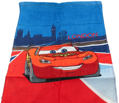 Handtuch Disney Pixar Cars London 60cm x 40cm - my Sports Paradise