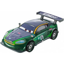 Upload the image to the gallery viewer, Nigel Gearsley | Disney Pixar Cars Mattel collector car 1:55 # 20 - my Sports Paradise