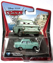 Laden Sie das Bild in den Galerie-Viewer, Petrov Trunkov | Disney Pixar Cars Mattel Sammelauto 1:55 #18 - my Sports Paradise