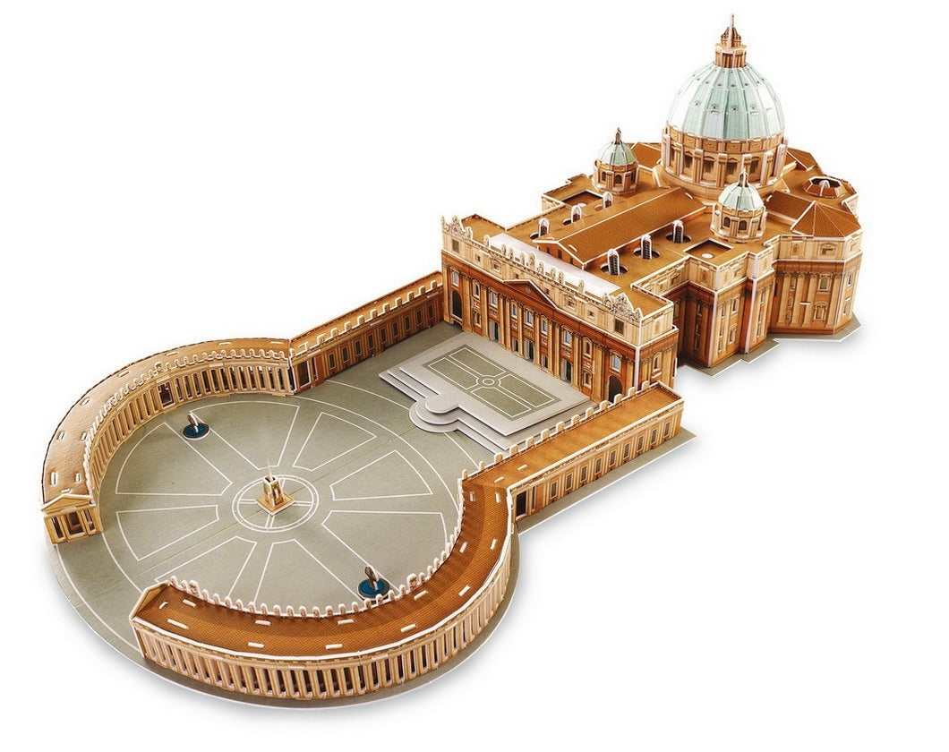 3D Puzzle Sankt Peters Dom - my Sports Paradise