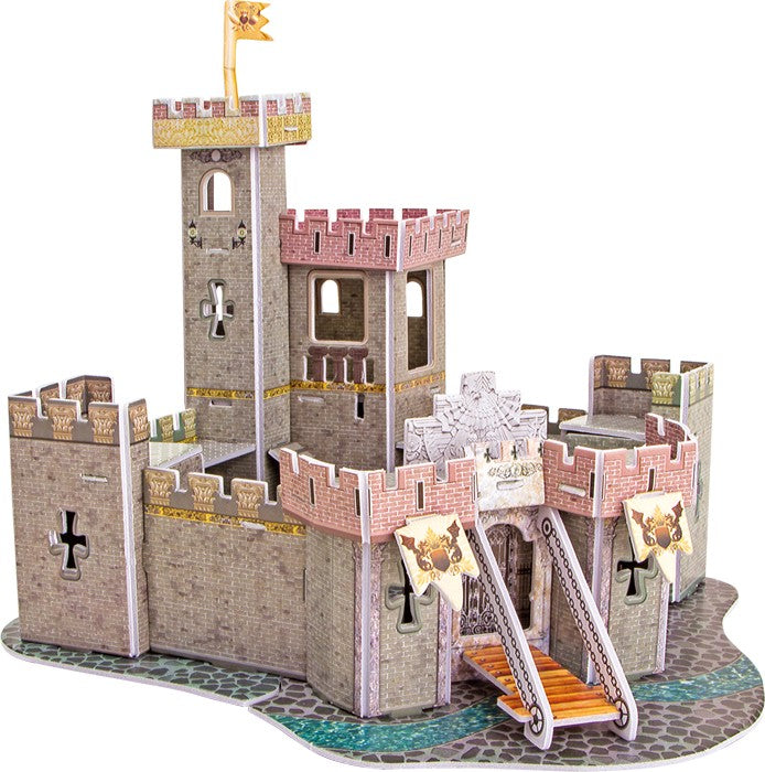 3D Puzzle Fantasy Castle Burg - my Sports Paradise