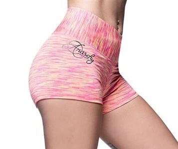 Cushy Pink Gelb | Pants - my Sports Paradise
