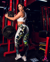 Upload the image to the gallery viewer, Jungle Gym | Leggings - my sports paradise